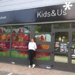 Kids & Us - Amélie Flory