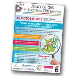 Journée des Entreprises Fidésiennes , le samedi 15 octobre 2016