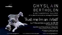Métamorphik Galerie : exposition Ghyslain Bertholon