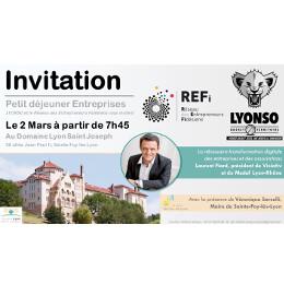 Réseau des Entrepreneurs Fidésiens Sainte-Foy-les-Lyon