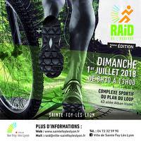 Raid sportif de l'Aqueduc – 1er juillet 2018